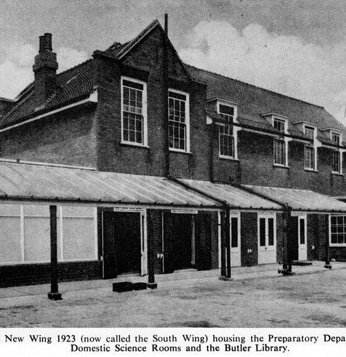 South Wing 1923
