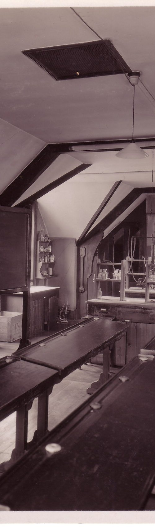 AO202 Science Lab April 1936
