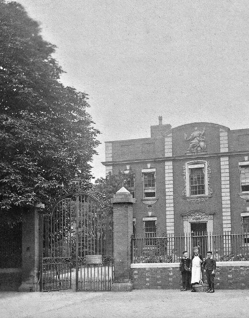 Britannia House 1890