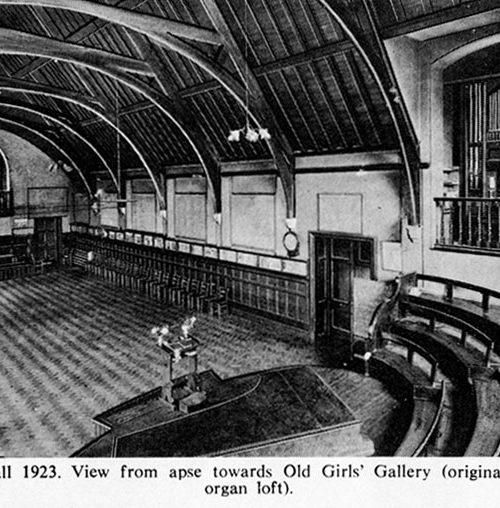 Big Hall 1923