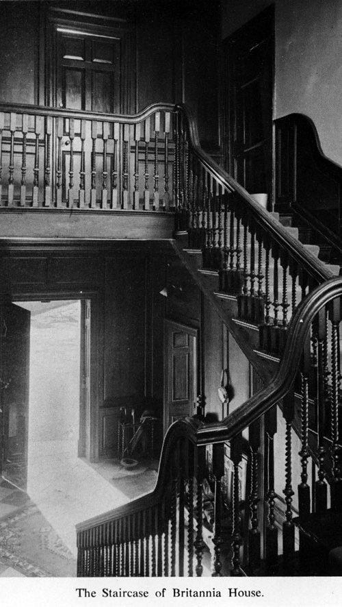 Britannia House Staircase
