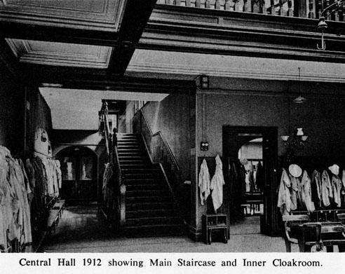 Central Hall 1912