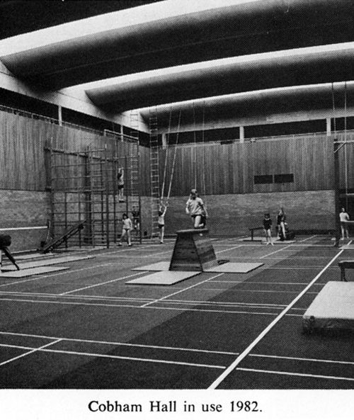 Cobham Hall 1982