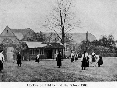 Hockey 1908
