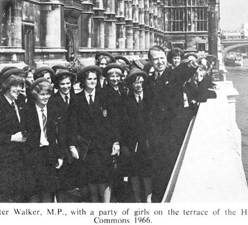 House of Commons 1966