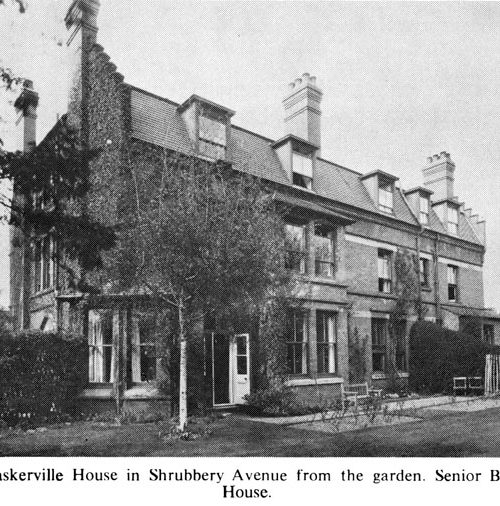 New Baskerville House