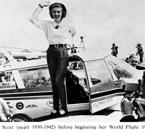 Sheila Scott 1966