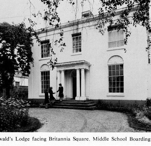 St. Oswald's Lodge