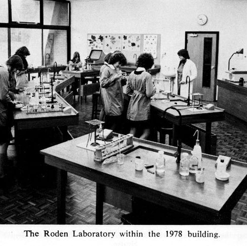 The Roden Laboratory
